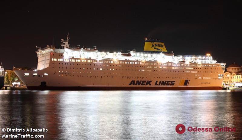 На круизном судне c украинцами в экипаже подтверждены 20 случаев заражения коронавирусом