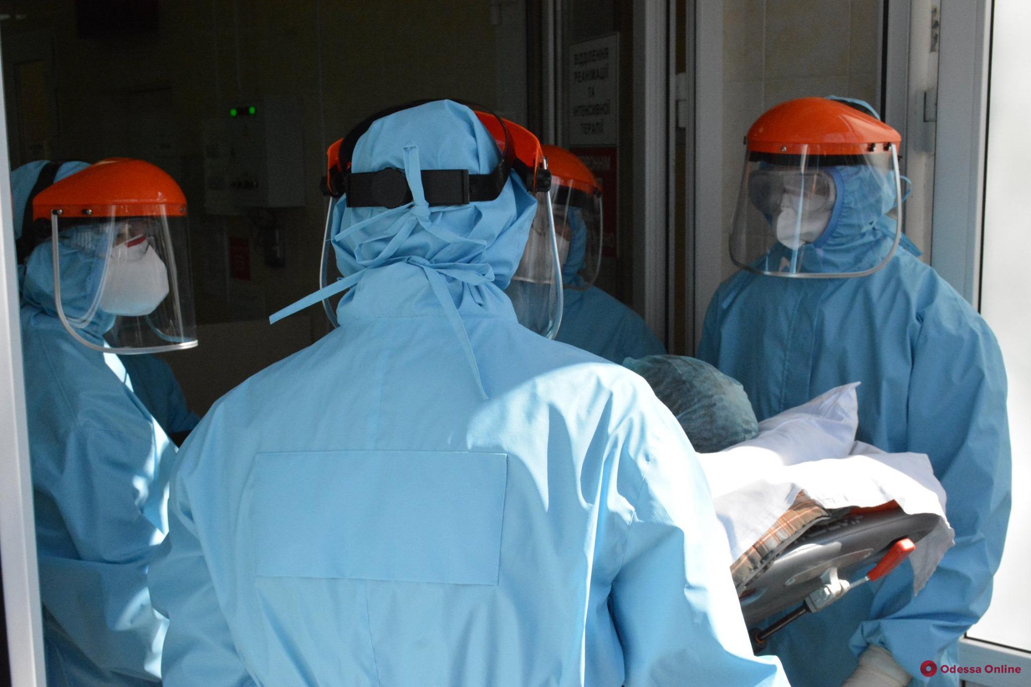 В ВСУ зафиксирована вторая смерть от коронавируса