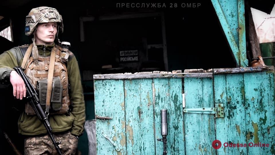 На фронте погиб боец одесской мехбригады