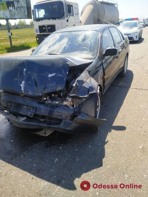 В ДТП на Объездной дороге пострадали двое детей