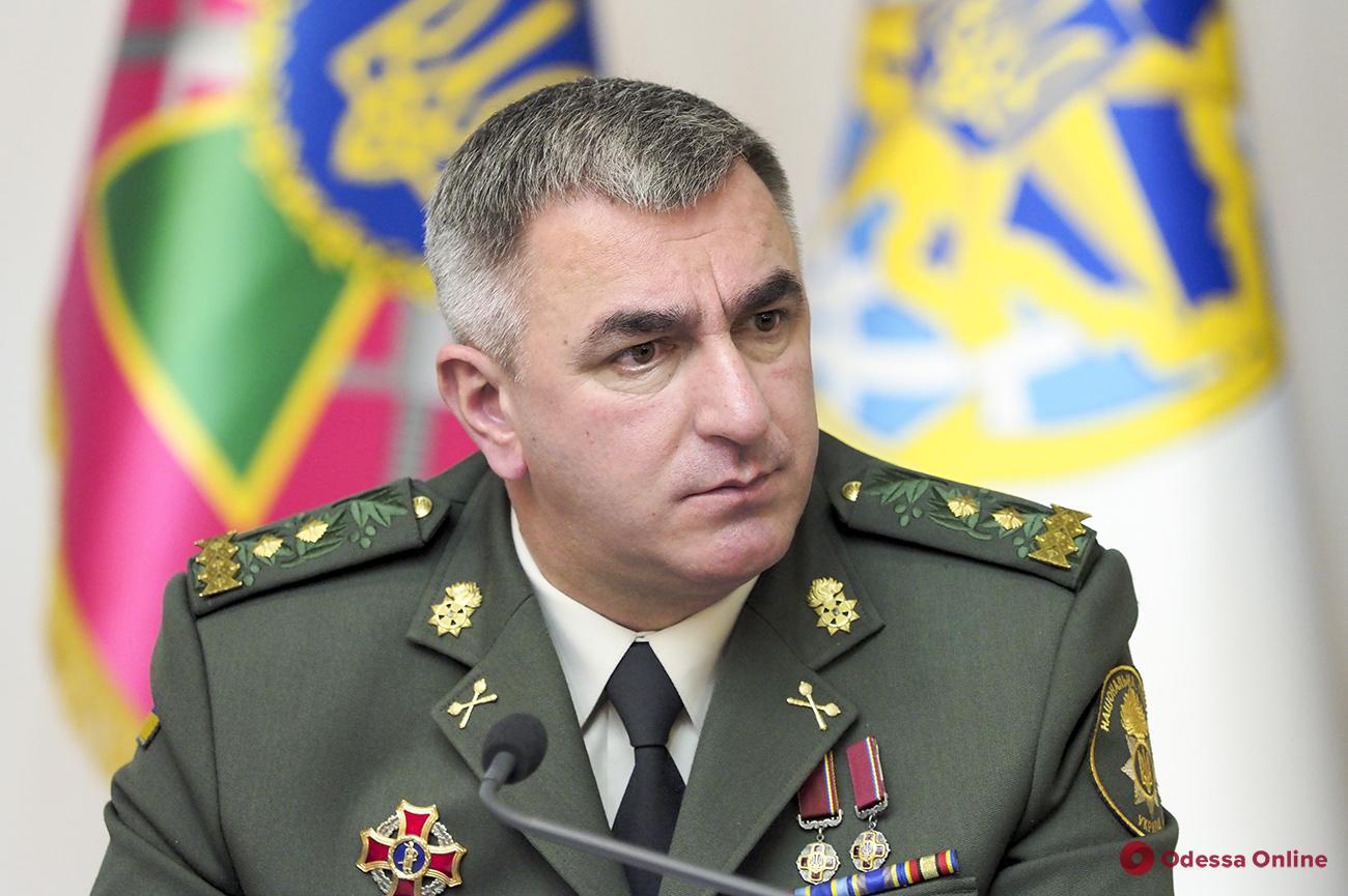 У командующего Нацгвардией Украины подтвердили коронавирус
