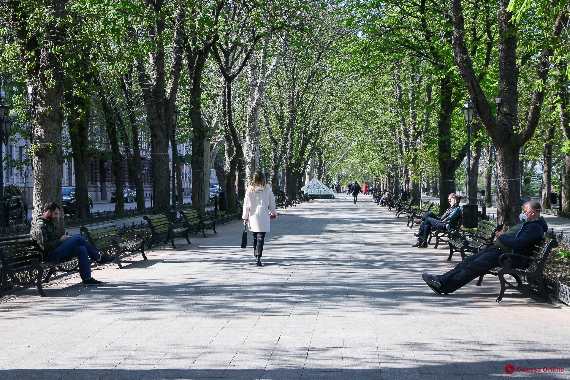 В Украине карантин могут продлить до 12 мая