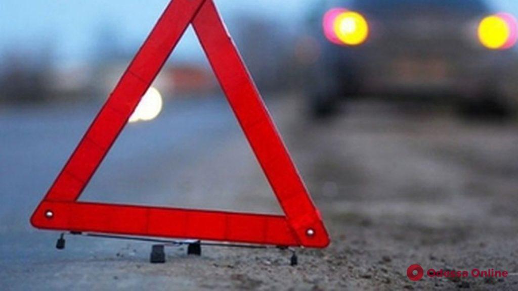 В ДТП на трассе Одесса—Рени погиб мопедист
