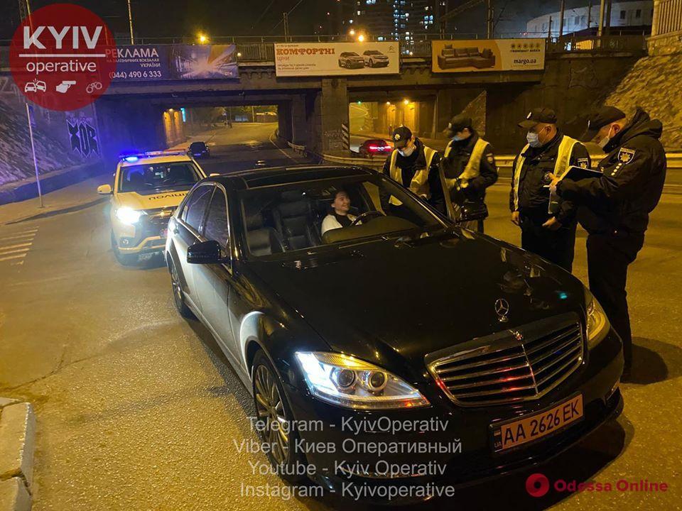 Заместитель мэра Киева напал на патрульного – дебошира уже уволили (видео)