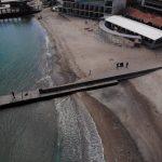 Карантин в Одессе: на пляжах совсем мало отдыхающих (фоторепортаж)