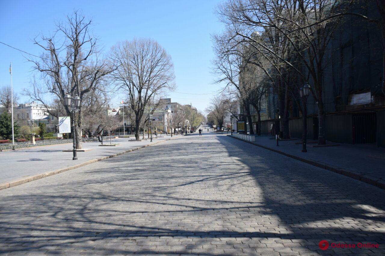 «Одесса в онлайне» для тех, кто дома: прогулка по центру города (видео)