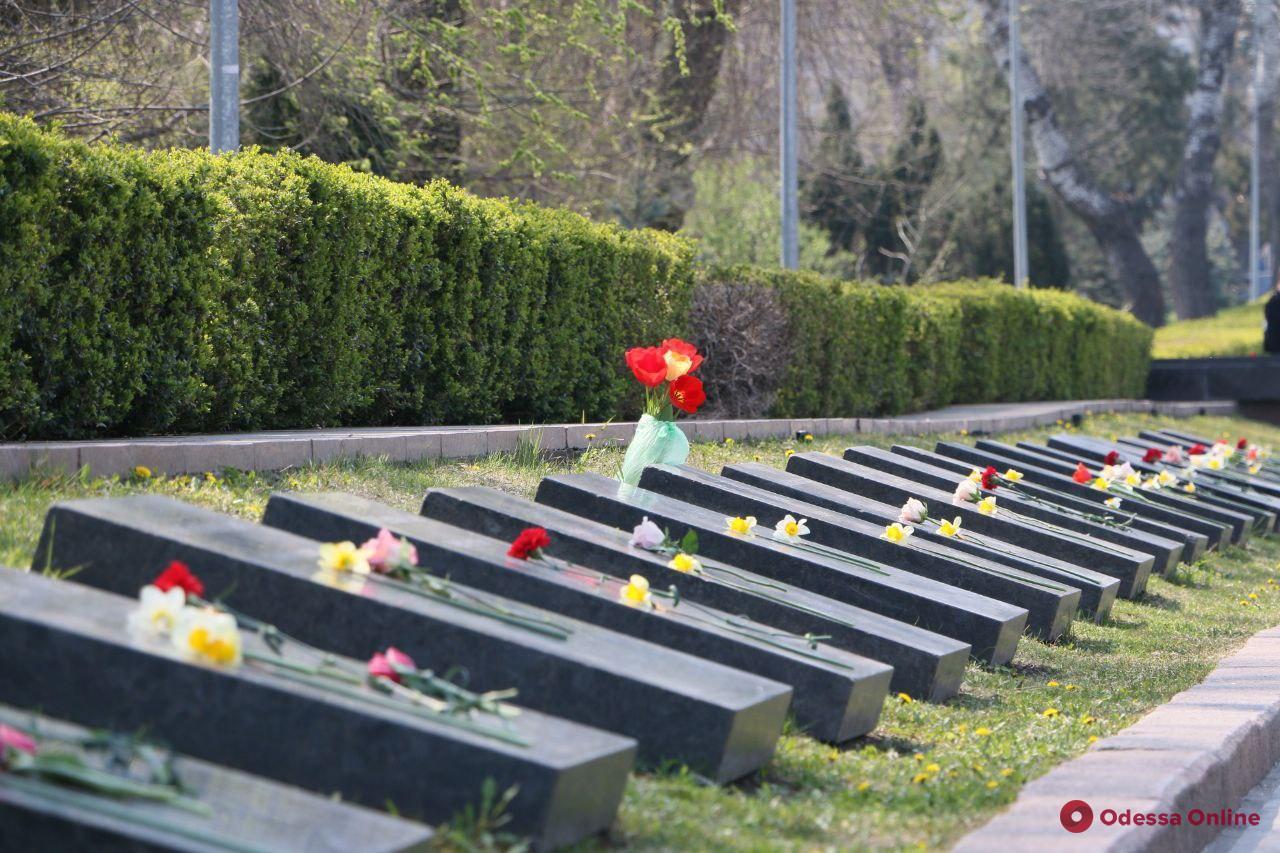 День освобождения Одессы: спокойно и без эксцессов (фото)
