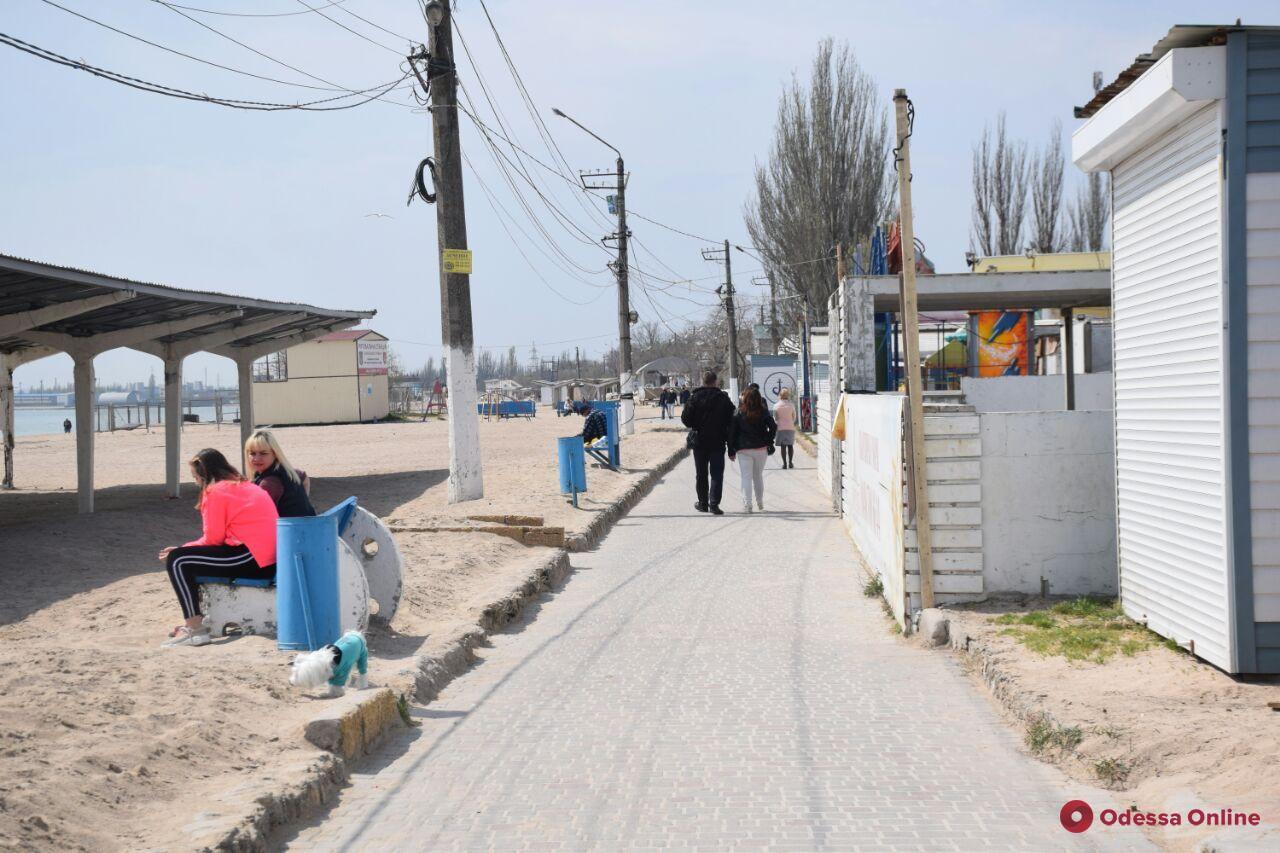 «Одесса в онлайне» для тех, кто дома: прогулка по Лузановке