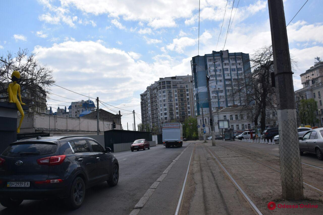 «Одесса в онлайне» для тех, кто дома: прогулка по Французскому бульвару