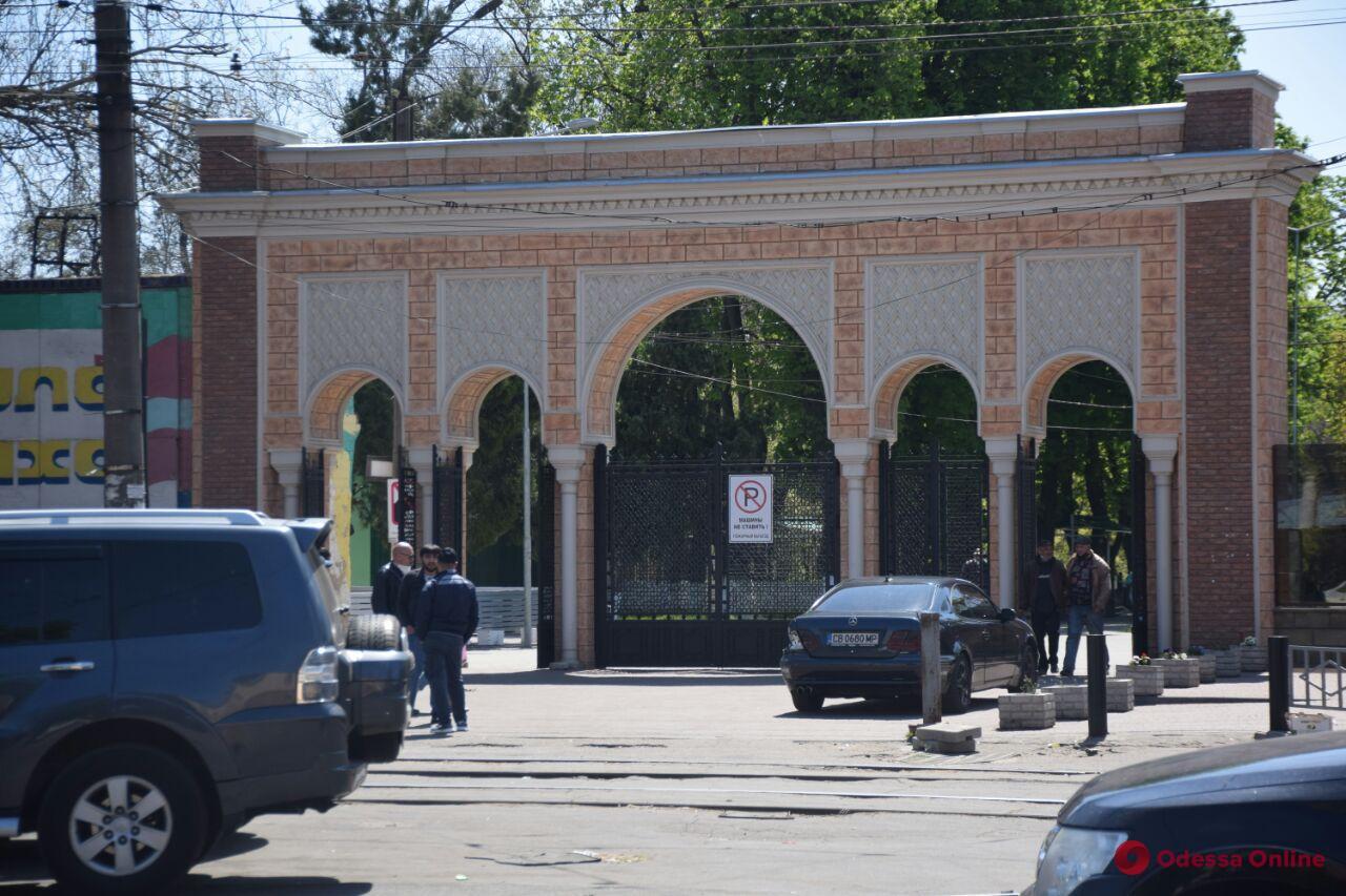 «Одесса в онлайне» для тех, кто дома: прогулка по Преображенскому парку