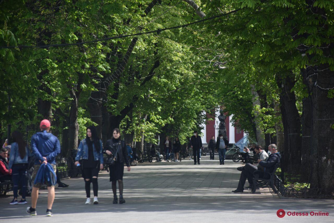 Одесса. Карантин. Неделя шестая (фоторепортаж)
