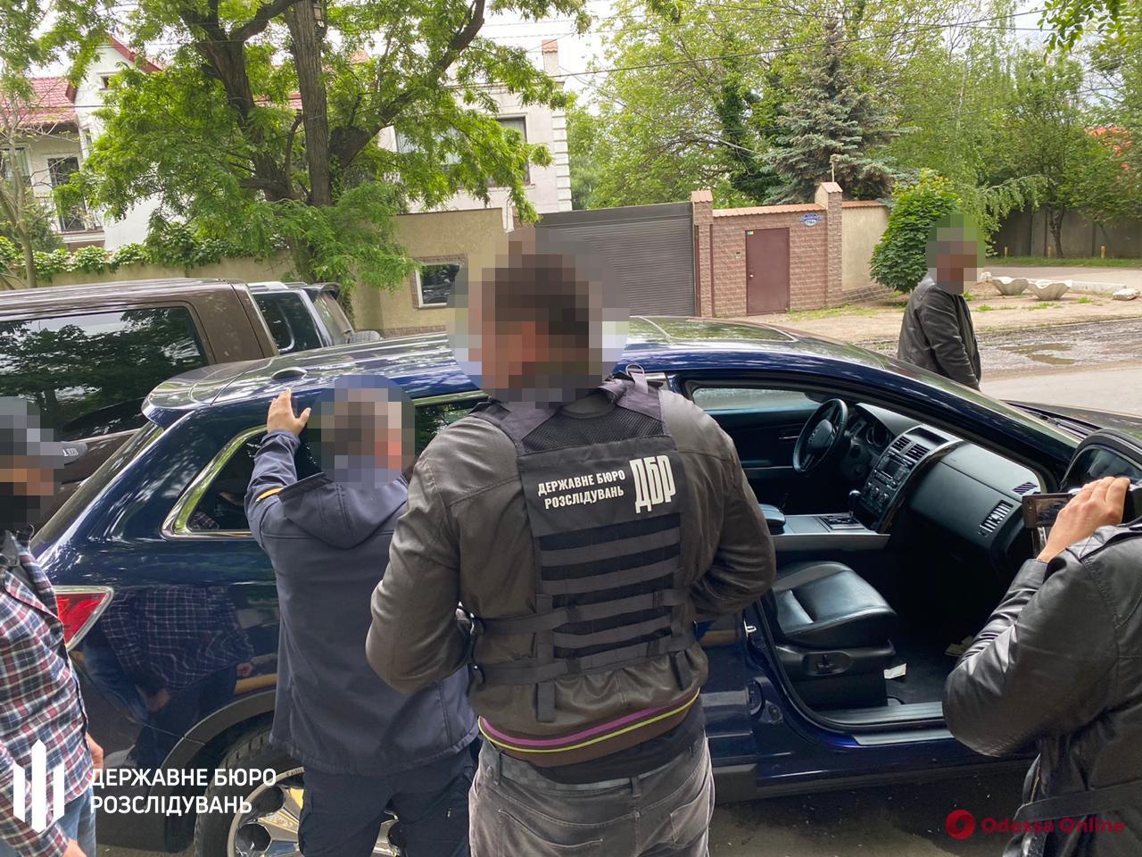 На взятке попался замначальника управления ГСЧС в Одесской области