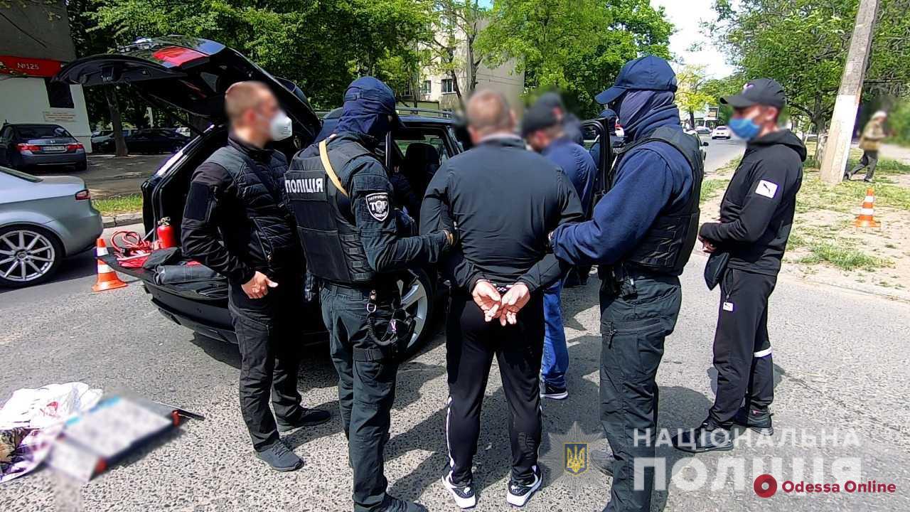 В Одессе задержали банду, ограбившую пункт обмена валют