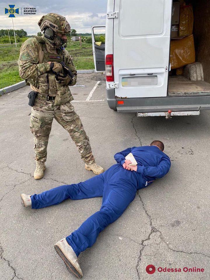 В Одесской области СБУ блокировала крупную контрабанду димедрола из Приднестровья