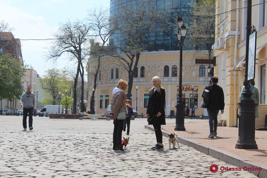 Одесса. Май. Суббота (фоторепортаж)