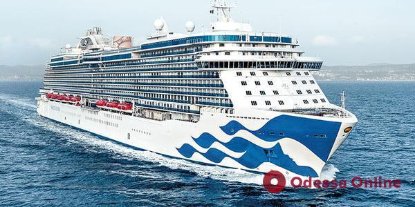 В Нидерландах украинка с судна Regal Princess покончила с собой