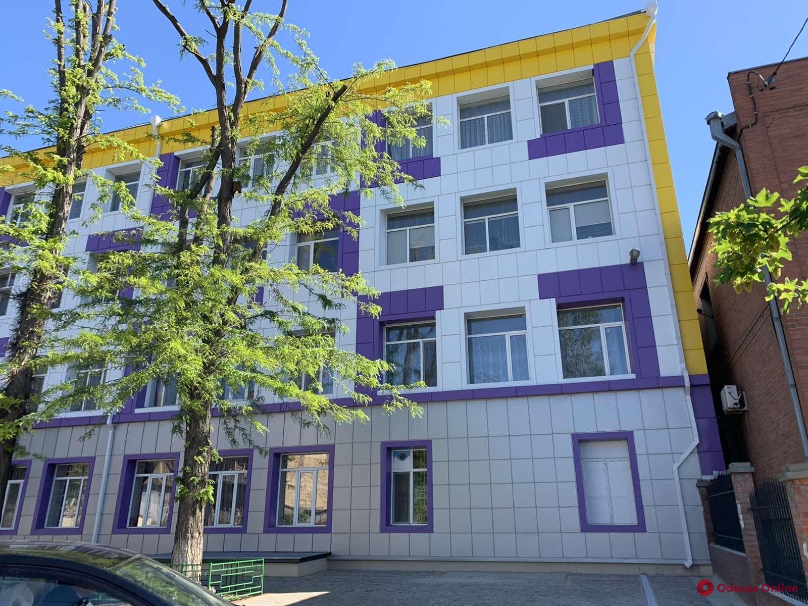 На Молдаванке отремонтировали школу (фото)