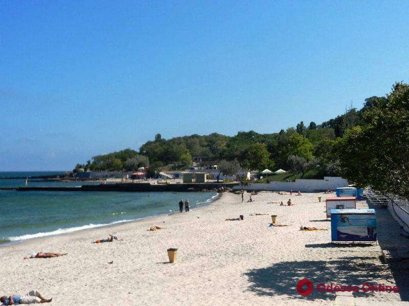 В Одессе укрепят склон в районе пляжа «Дельфин» (видео)