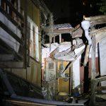 На Среднефонтанской обрушился дом