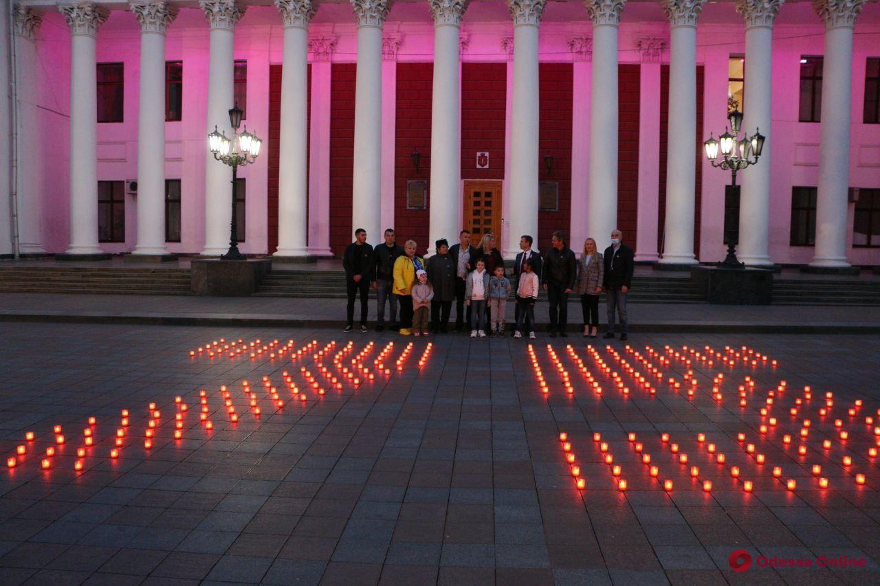 День памяти и примирения: в Одессе почтили память жертв Второй мировой