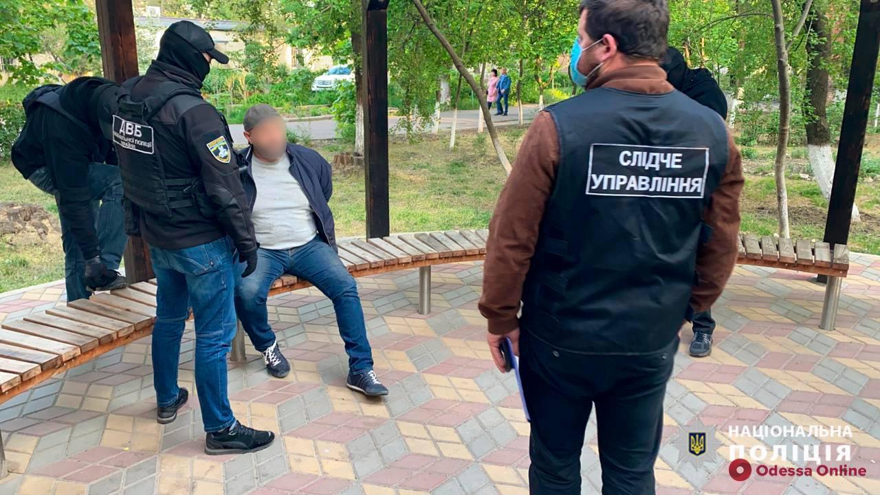 В Одесской области задержали организатора группы «черных риелторов»