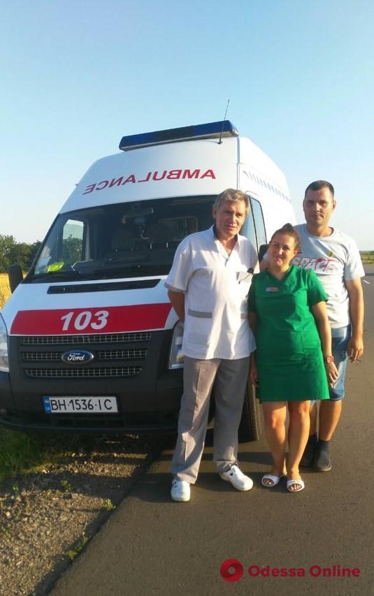 Одесская область может остаться безцентра экстренной медицинской помощи детям
