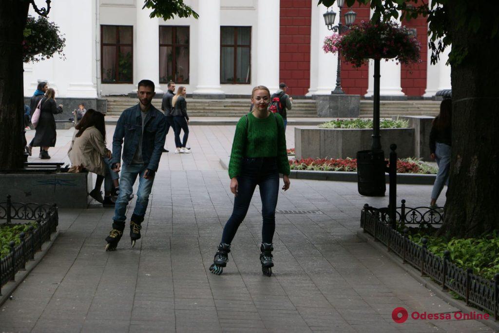 Выходной день в Одессе (фоторепортаж)