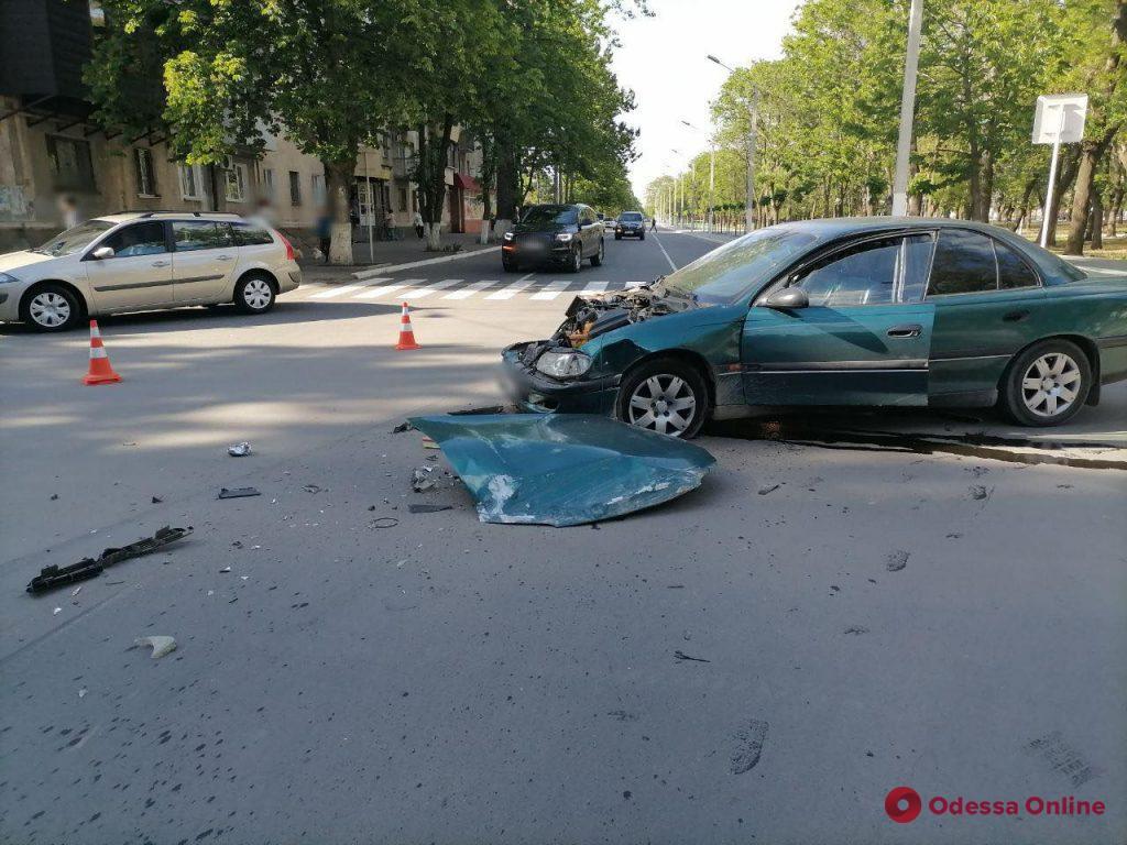 В Измаиле в ДТП пострадали пять человек (фото)