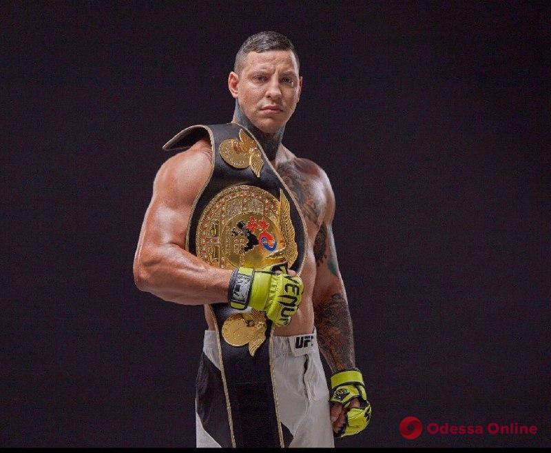 СпортКарантин: профессиональный боец ММА Аскар Можаров