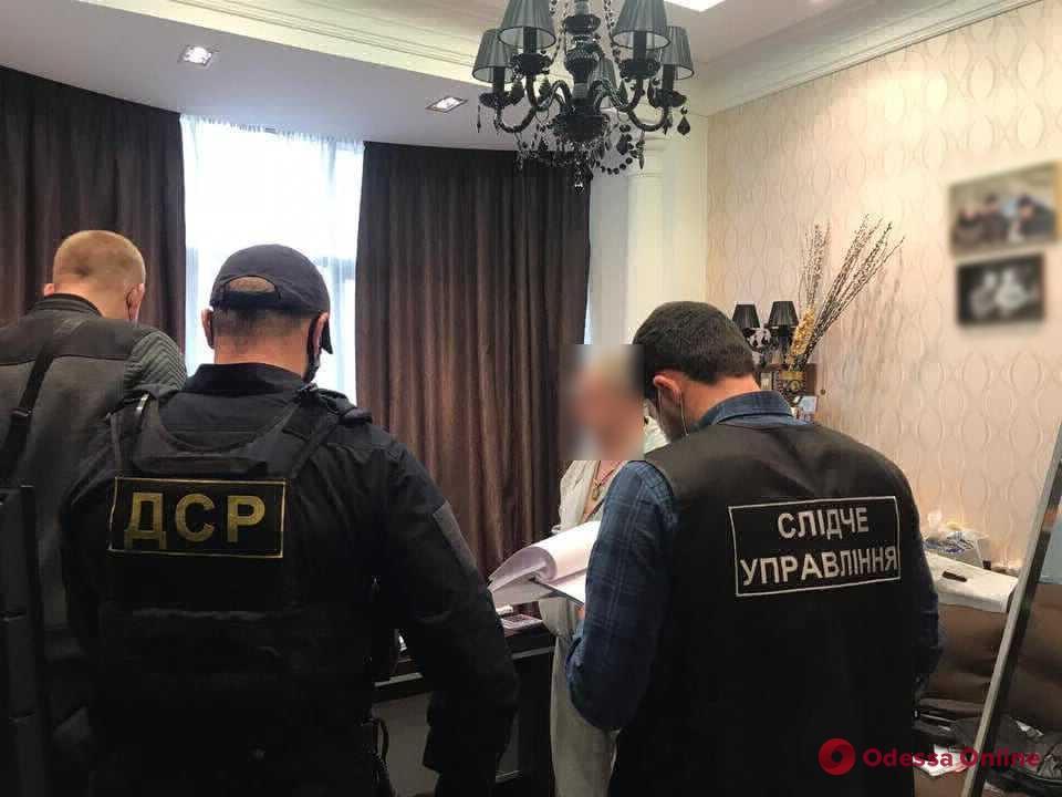 В Ренийском районе задержали банду вымогателей