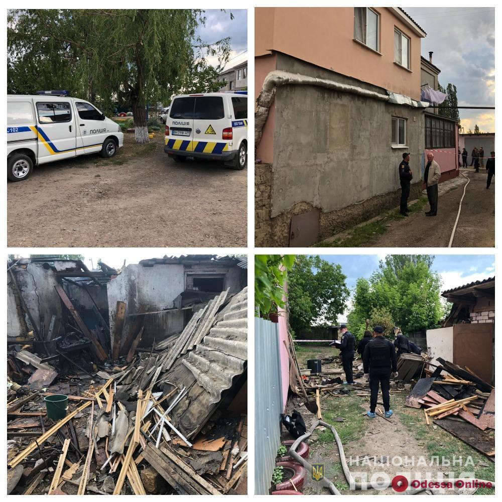 При взрыве в Беляевском районе погиб «черный копатель»