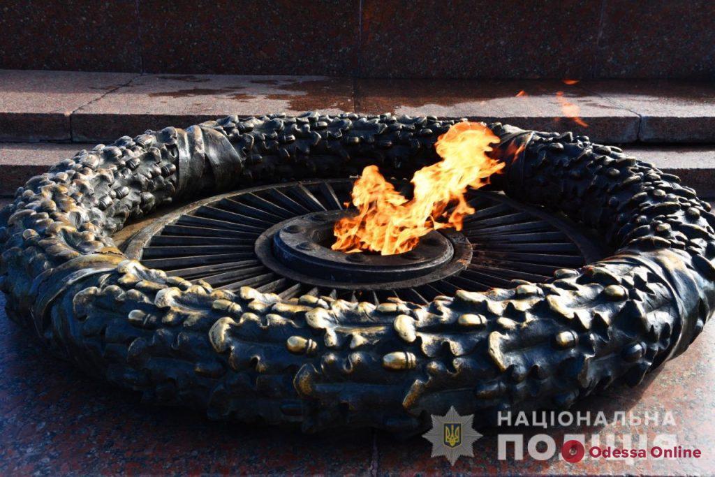 День Победы в Одессе: правоохранители составили 9 админпротоколов на восьмерых нарушителей