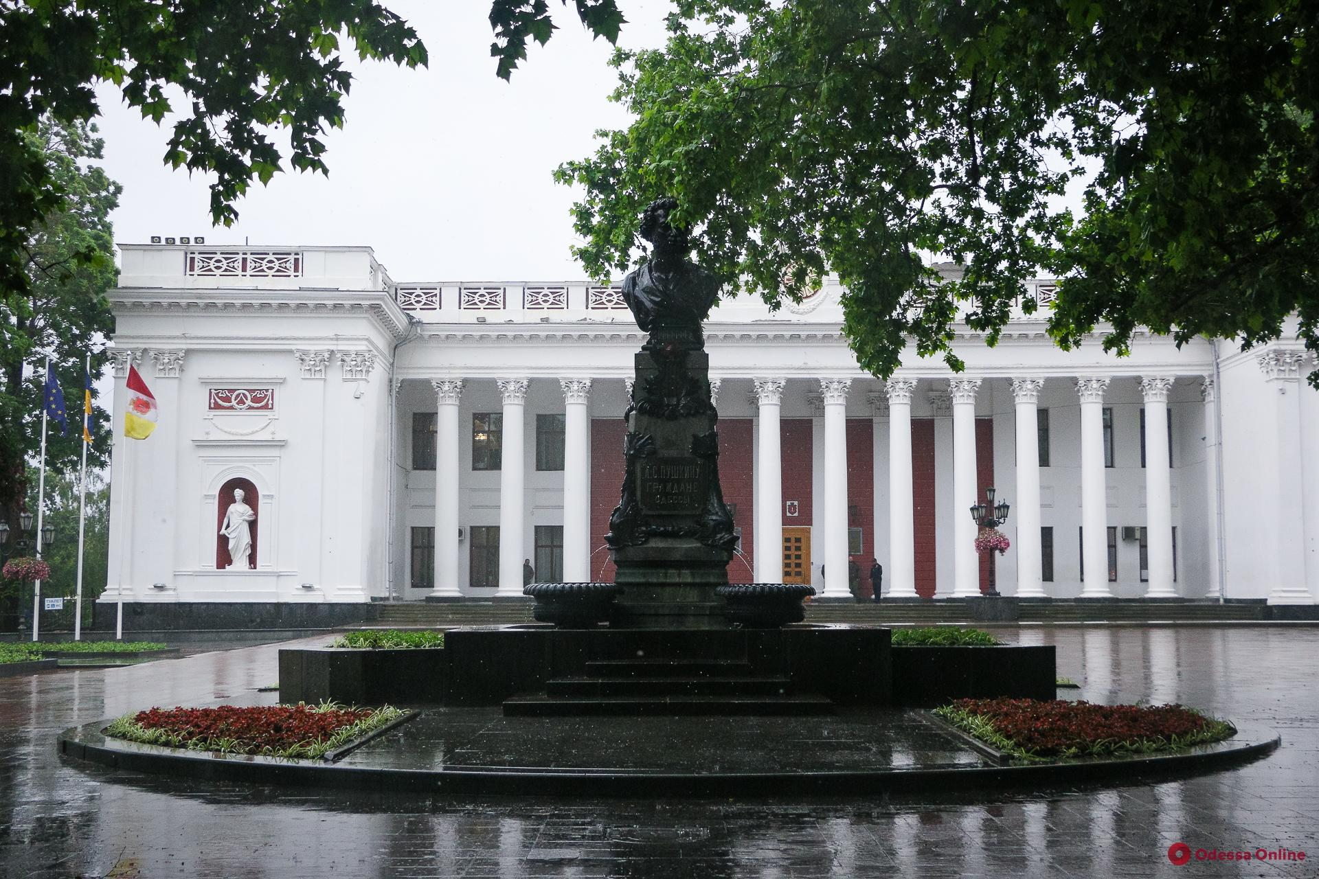 Непогода в Одессе: как это было (фоторепортаж)