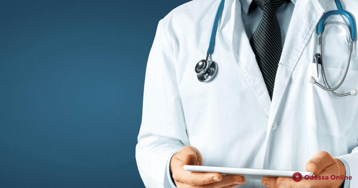 В одесской больнице рецидивист обокрал дежурного врача