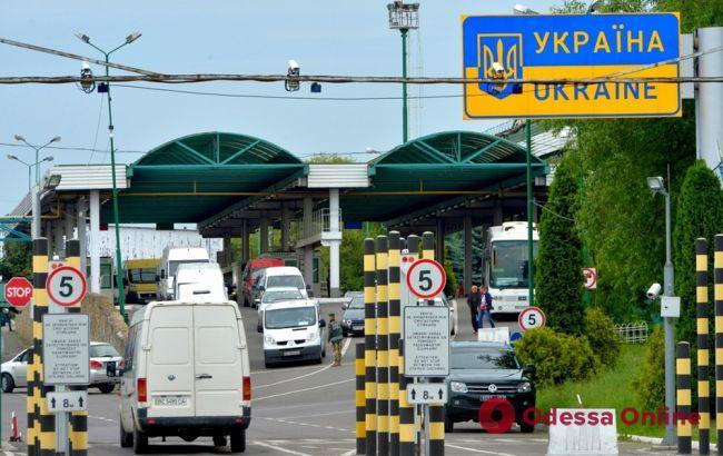 Украина возобновила работу 66 пунктов пропуска (обновлено)