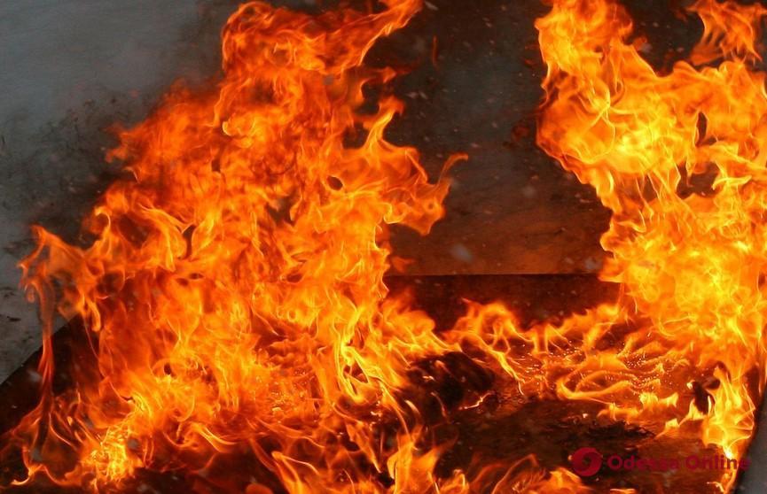 На проспекте Добровольского горела квартира
