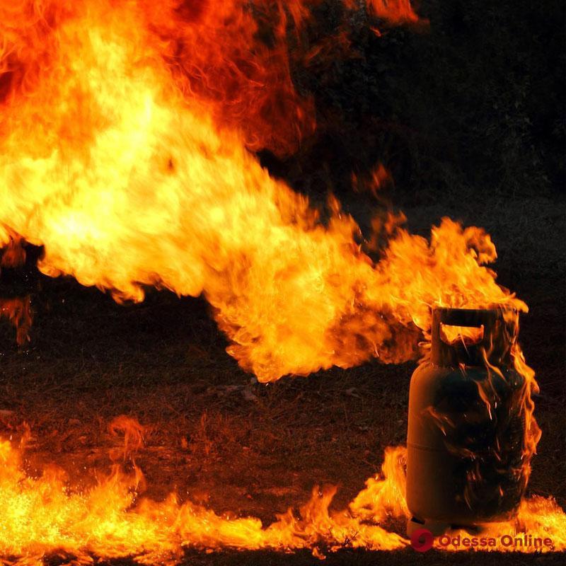 В Одесской области в результате взрыва газа погибла женщина