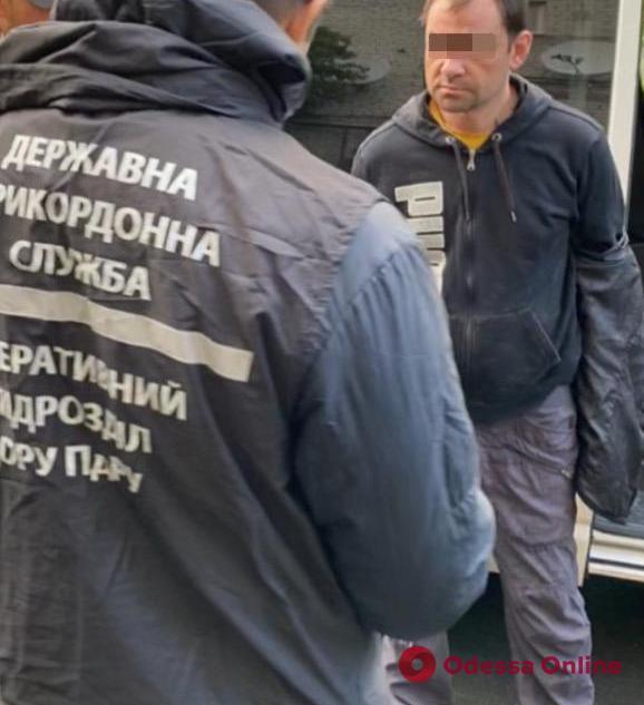 Одесские пограничники задержали еще одного фигуранта дела «почтового» наркоканала
