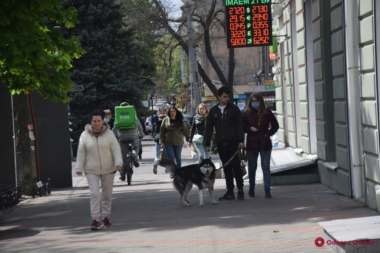 Одесса. Карантин. Неделя седьмая (фоторепортаж)