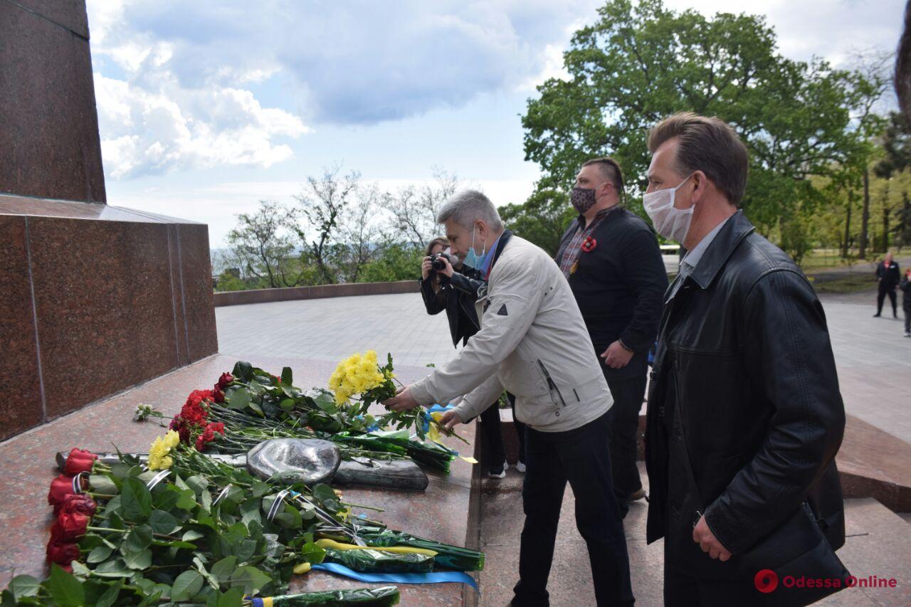 В Одессе отмечают День памяти и примирения (фото)