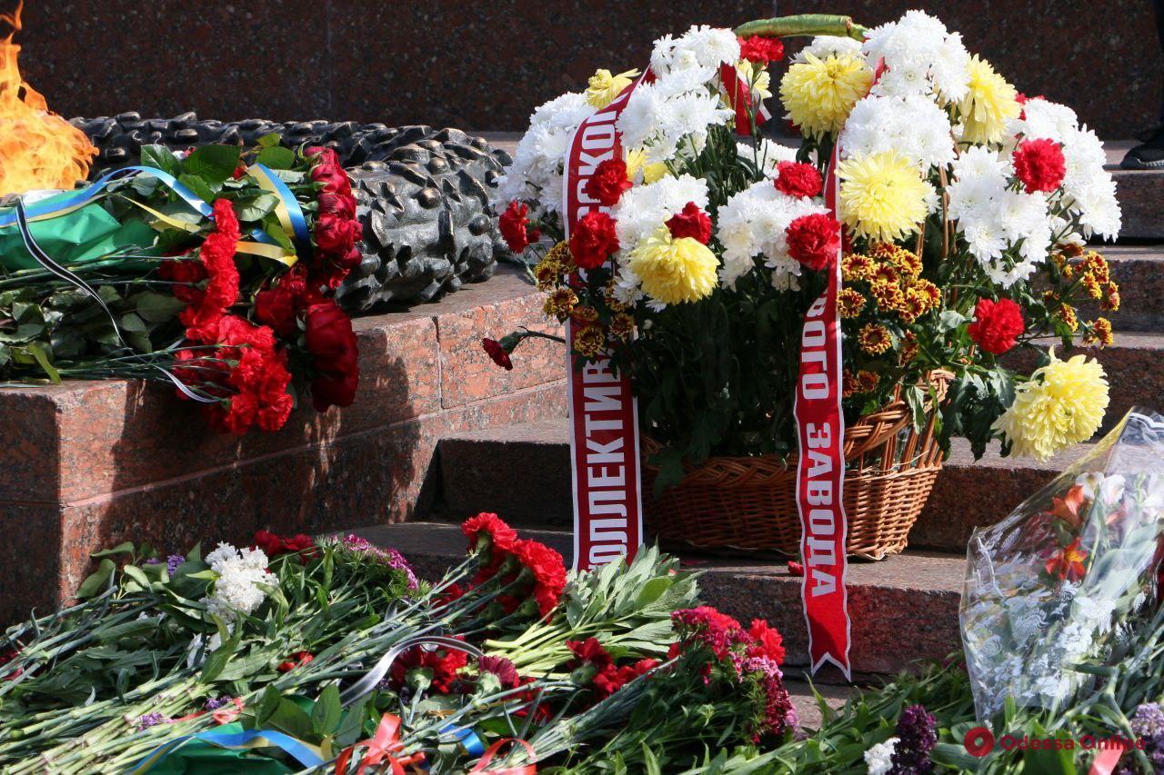 Одесса отмечает День Победы (фоторепортаж)