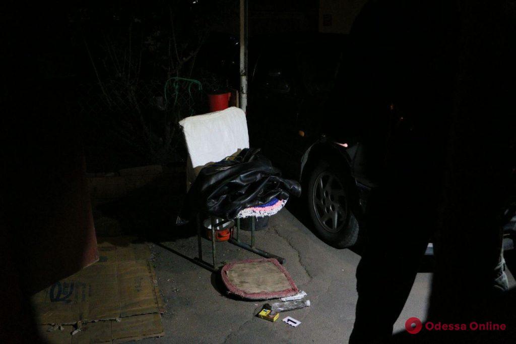 В Одессе произошло убийство (фото)