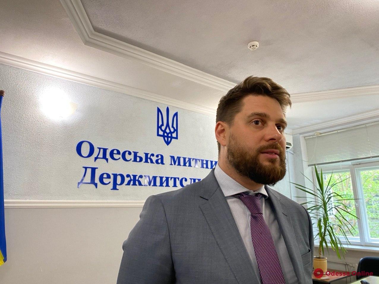 Начальник Одесской таможни о вчерашних обысках: «Можно было провести более элегантно»