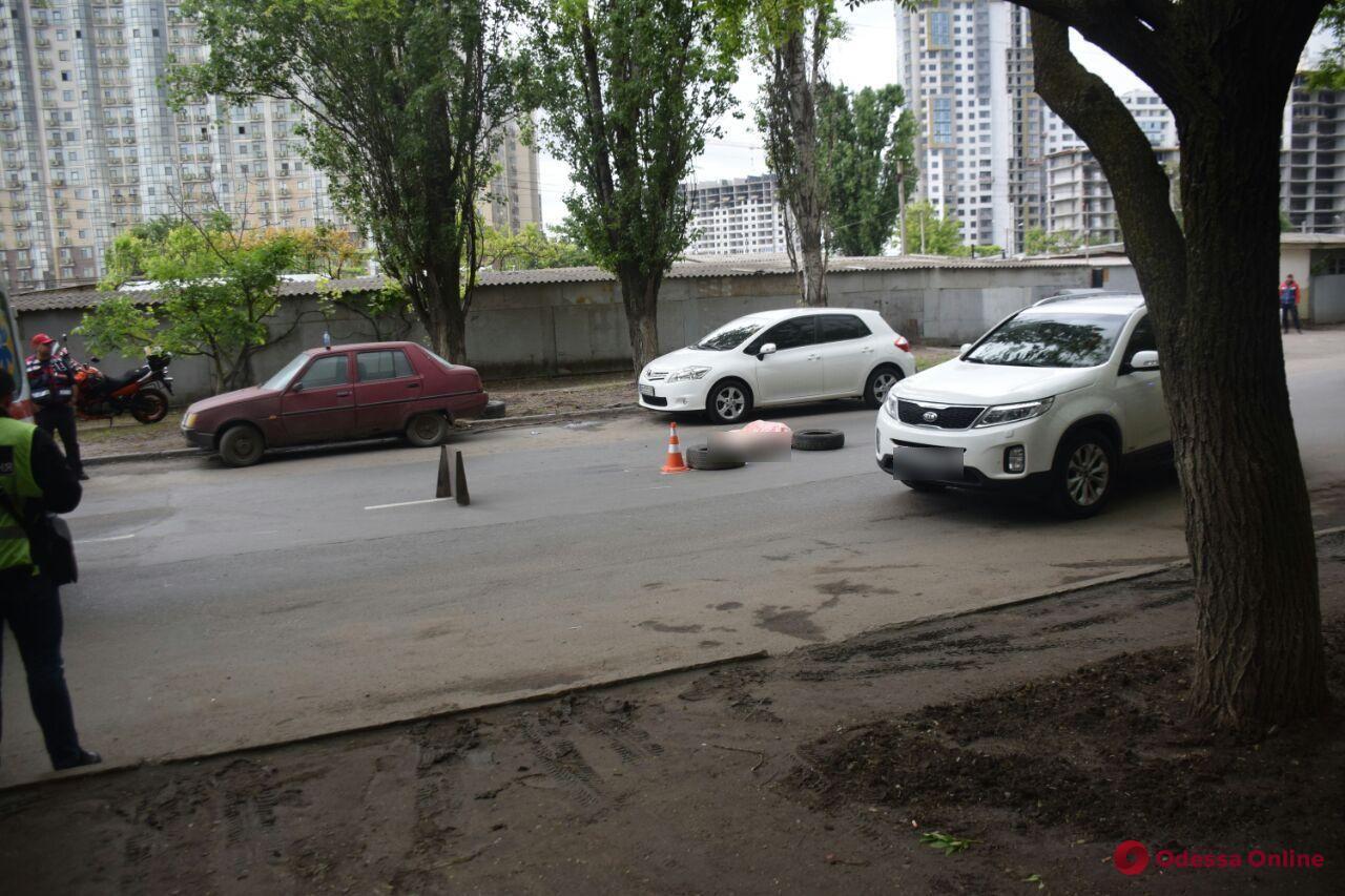 В ДТП на Ильфа и Петрова погиб мопедист