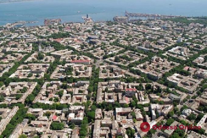 В мэрии займутся корректировкой историко-архитектурного плана Одессы