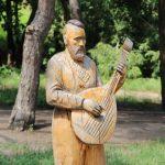 парк победы статуя