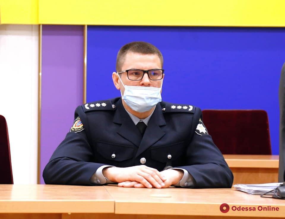 Начальником полиции Винницкой области стал Иван Ищенко