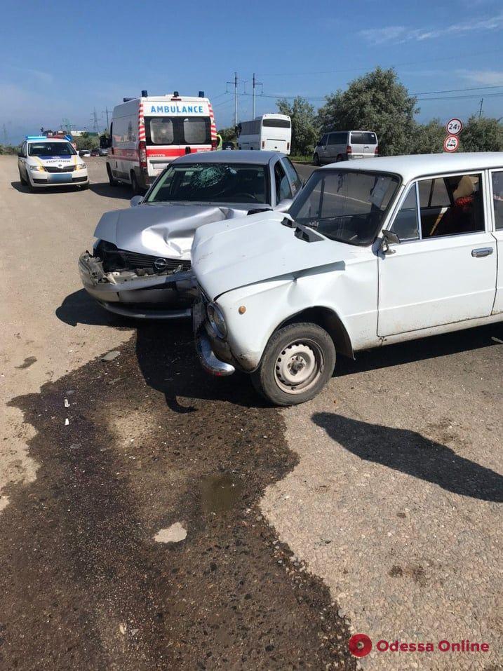 В ДТП на Объездной дороге пострадали два человека