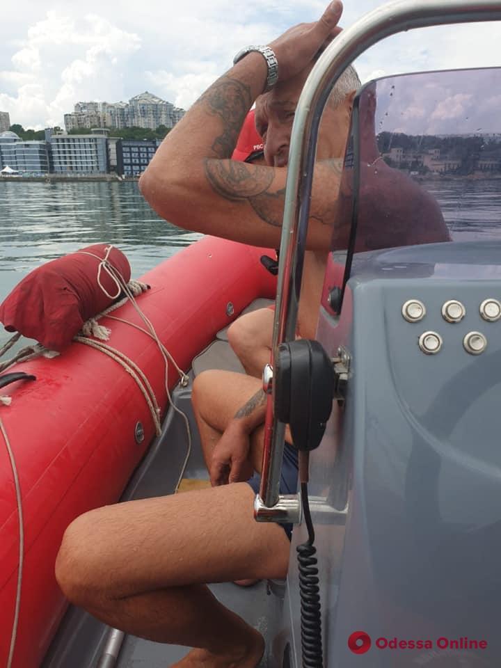 В Одессе возле дельфинария «Немо» едва не утонул мужчина