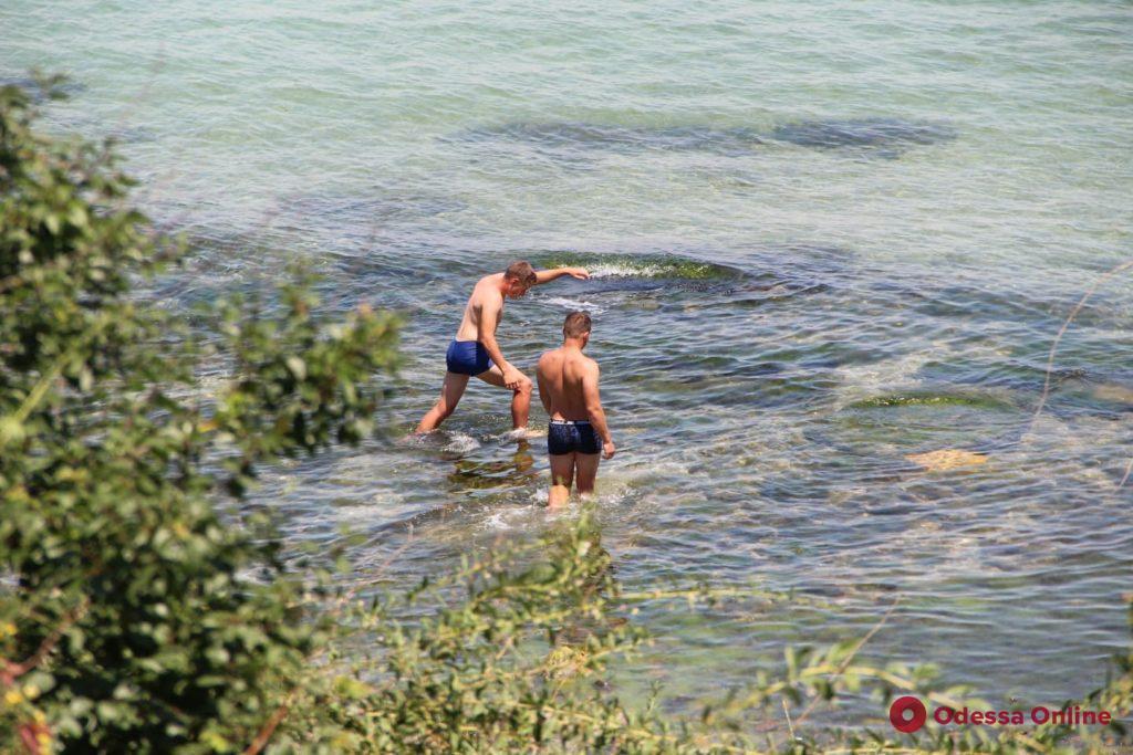 Лето по-одесски, или Все на пляж (фоторепортаж)